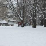 Снегопочистване в България