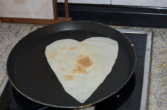 Valentine Pancake