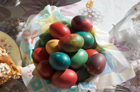 Великденски яйца, Easter eggs
