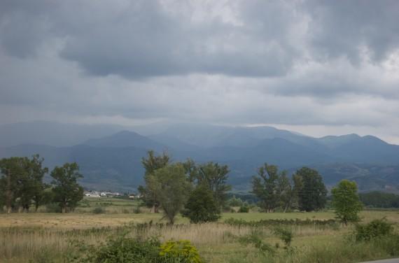 Somewhere around Melnik, Bulgaria