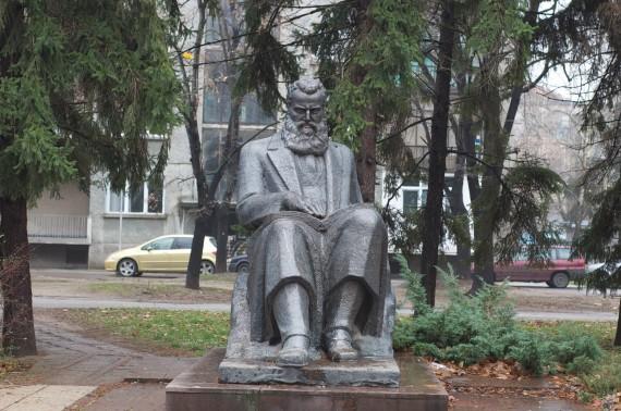 Monument of Lyuben Karavelov