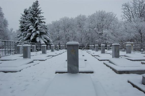 Russian cemetery